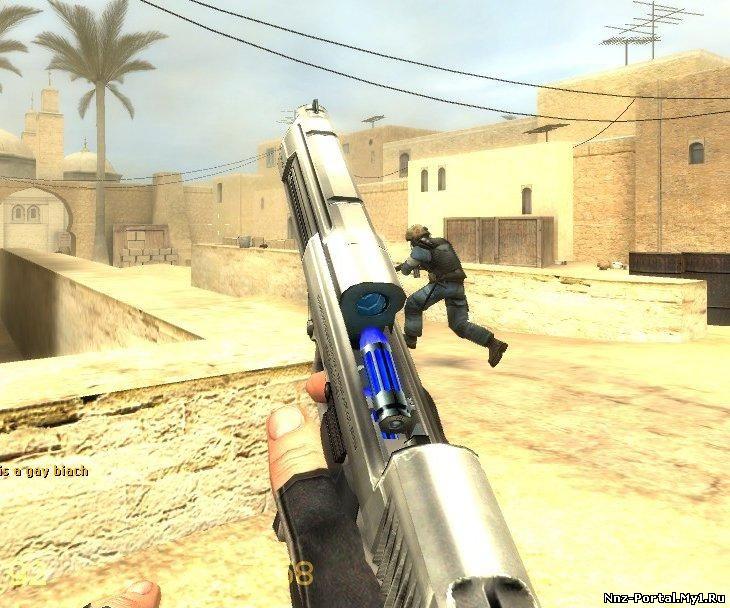 скачать Новая модель оружия Deagle бесплатно - B1 пистолеты для css