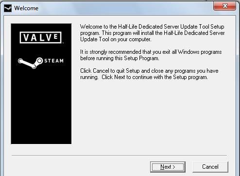 Программа для обновления сервера cs 1.6